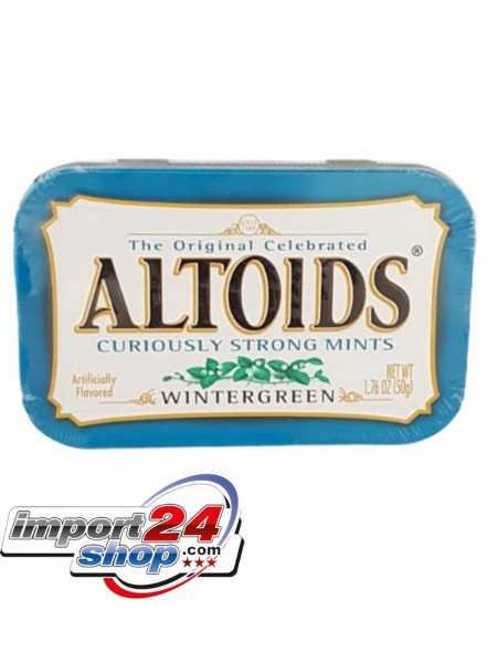 Altoids Wintergreen
