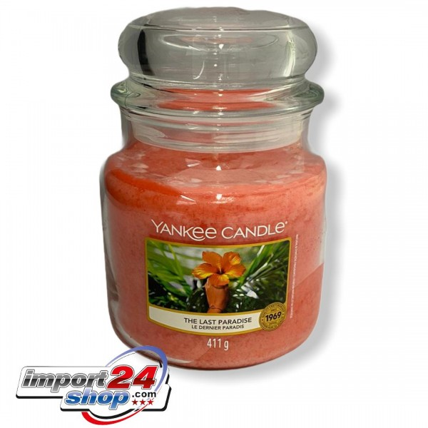 Yankee Candle Classic Mittleres THE LAST PARADISE