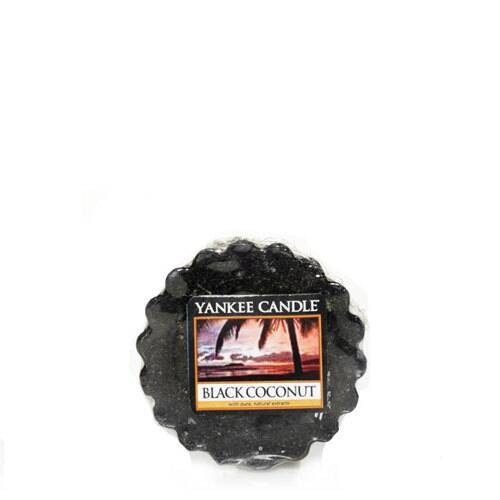 Yankee Candle Wax Tart Black Coconut