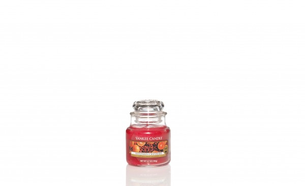 Yankee Candle Classic Kleines Glas Mandarin Cranberry