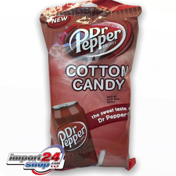 Dr Pepper - Cotton Candy