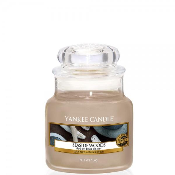 Yankee Candle Classic Kleines Glas Seaside Woods