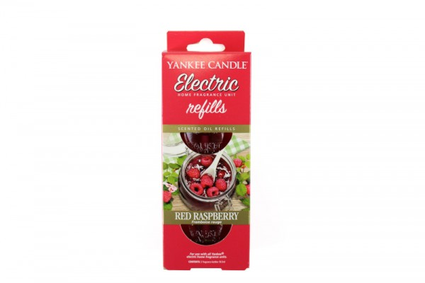 Yankee Candle Scent Plug Refill Red Raspberry