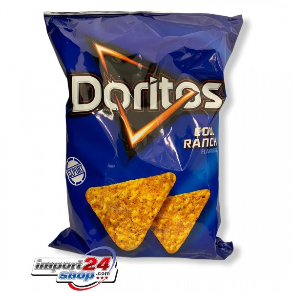 FritoLay Doritos Tortilla Chips Cool Ran
