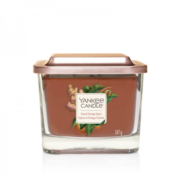 Yankee Candle Elevation Mittel Sweet Orange Spice