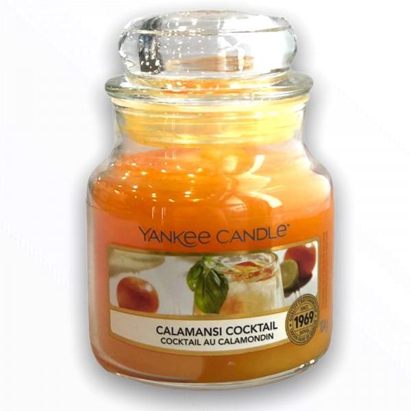 Yankee Candle Klassik Kleines Glas Calamansi Cocktail