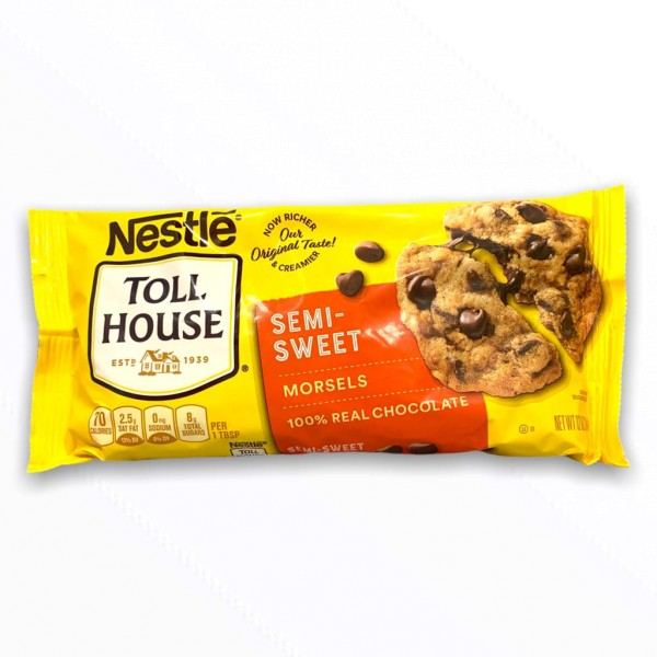 Nestle Toll House Semi Sweets Morsels