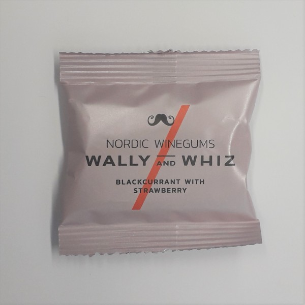 Wally and Whiz Blackcurrant Strawberry