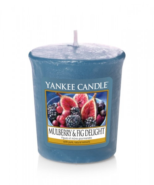 Yankee Candle Votive Mulberry & Fig Delight