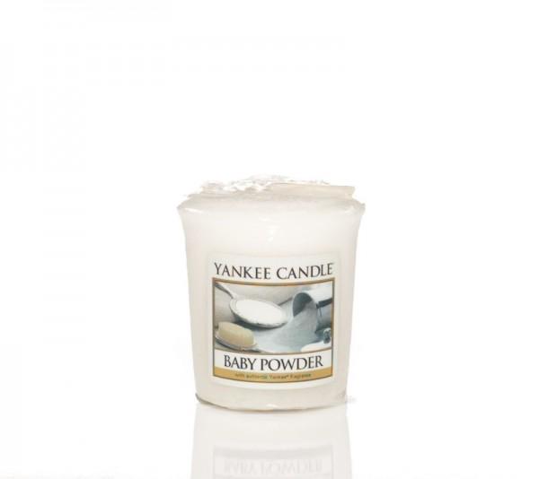 Yankee Candle Votive Baby Powder
