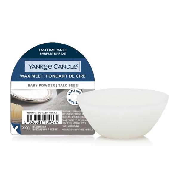 Yankee Candle Wax Melt Baby Powder