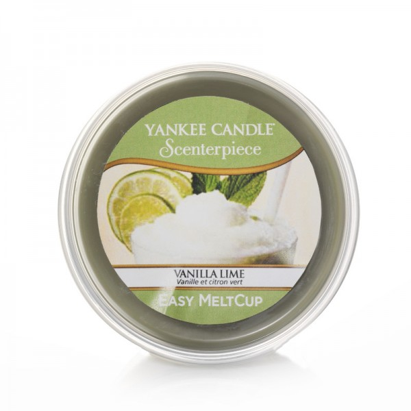 Yankee Candle Melt Cup Vanilla Lime