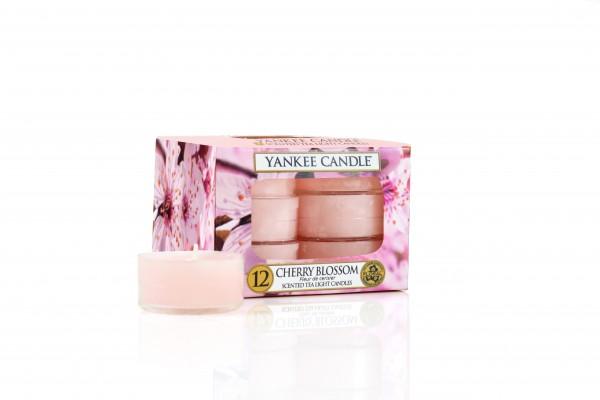 Yankee Candle Teelicht Cherry Blossom