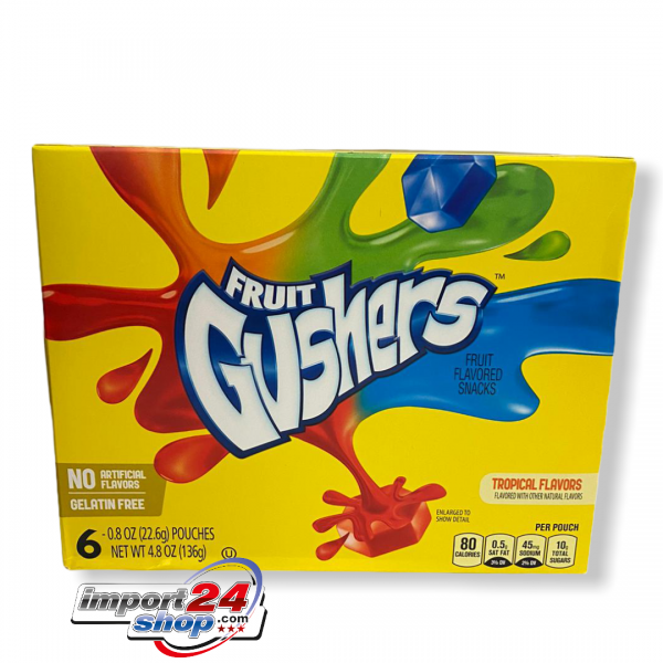 Fruit Gushers Variety Pack
