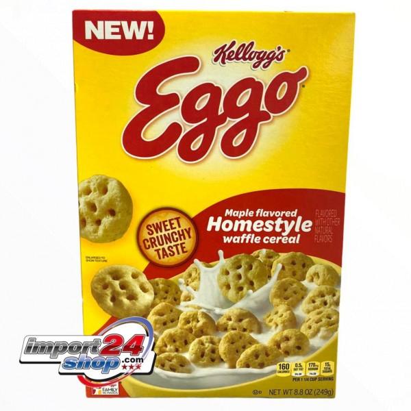 Kellogg's Eggo Maple Falvored