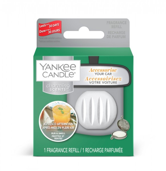 Yankee Candle Charming Scents Refill Alfresco Afternoon