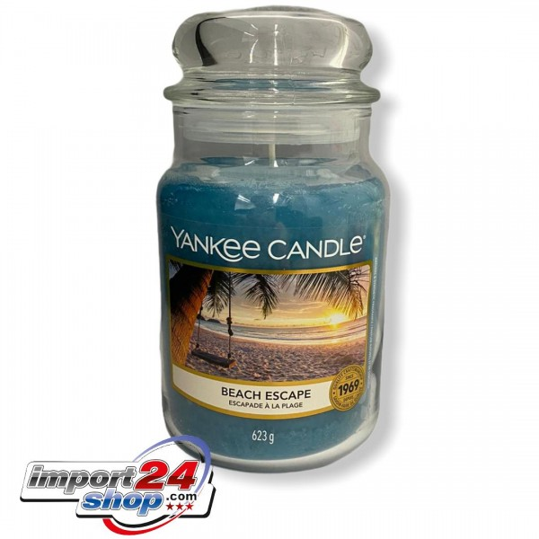 Yankee Candle Klassik Großes Glas Beach Escape