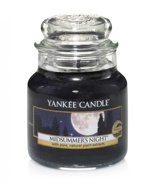 Yankee Candle Classic Kleines Glas Midsummer's Night®