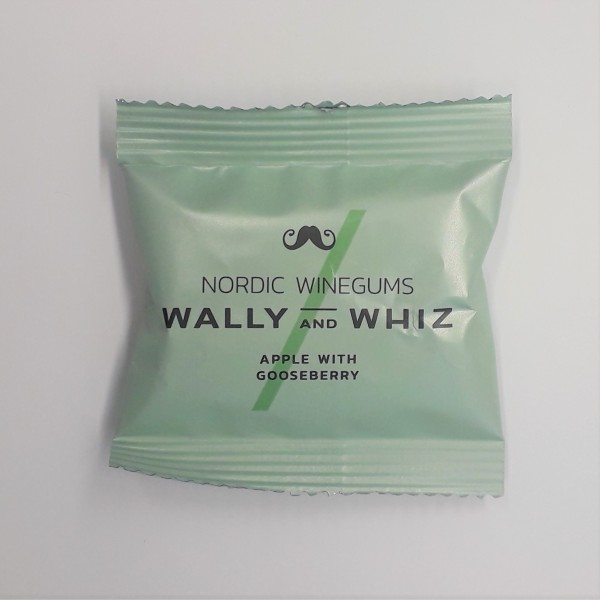 Wally and Whiz Apple Gooseberry