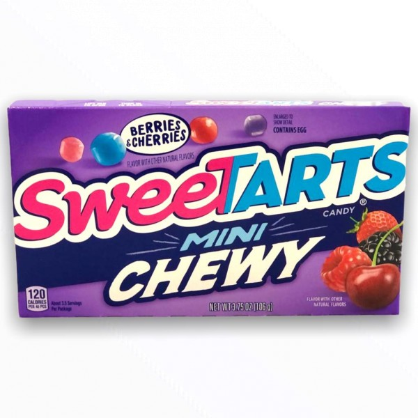 SweetTarts Minid Chewy Berries & Cherries