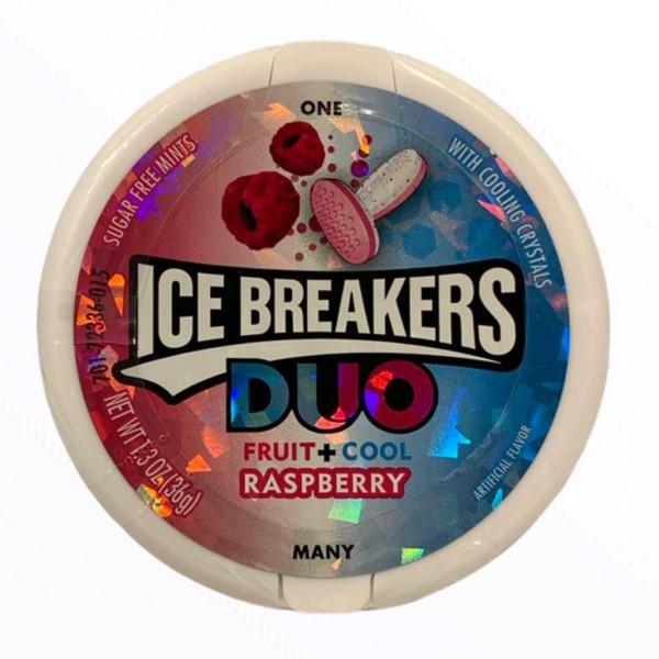 Ice Breakers Duo Raspberry