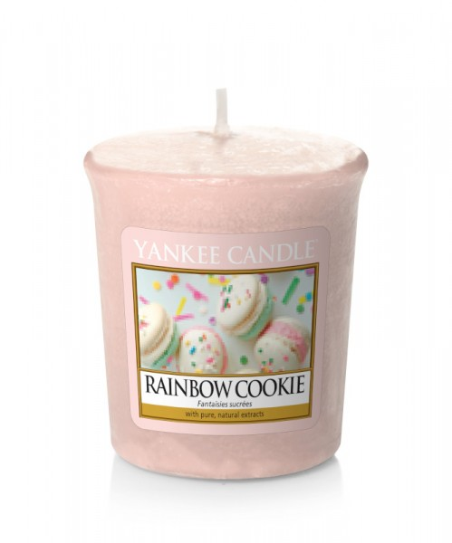 Yankee Candle Votive Rainbow Cookie