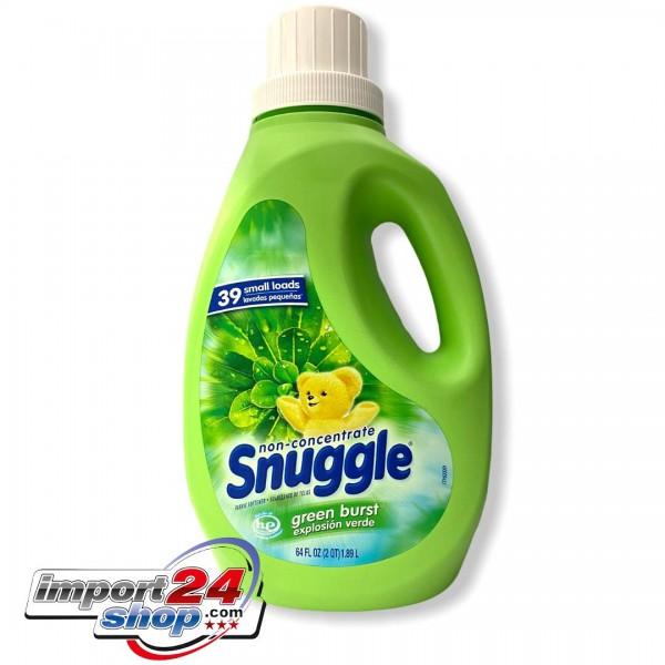 Snuggle Fabric Softener Green Burst