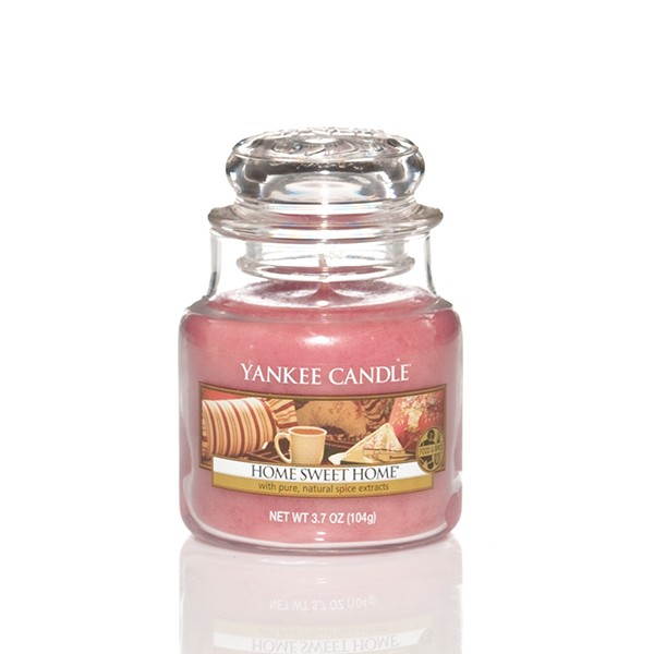 Yankee Candle Classic Kleines Glas Home Sweet Home®