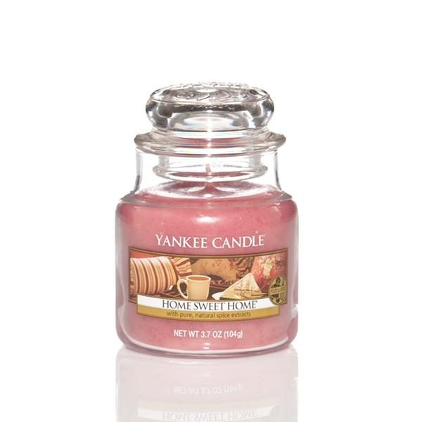 Yankee Candle Klassik Kleines Glas Home Sweet Home®