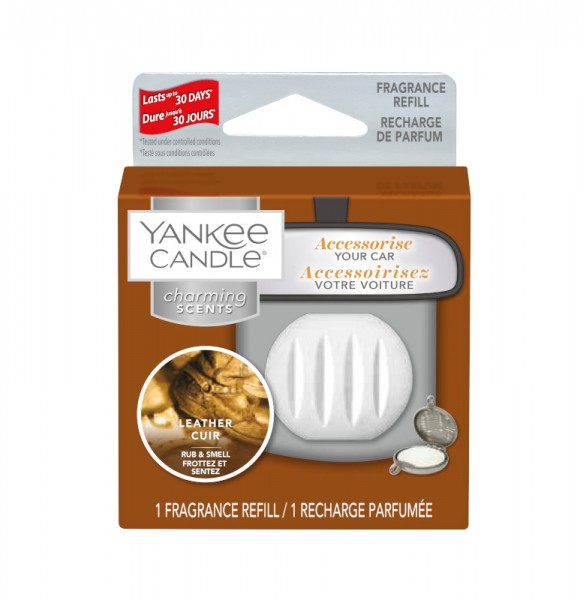 Yankee Candle Charming Scents Refill Leather