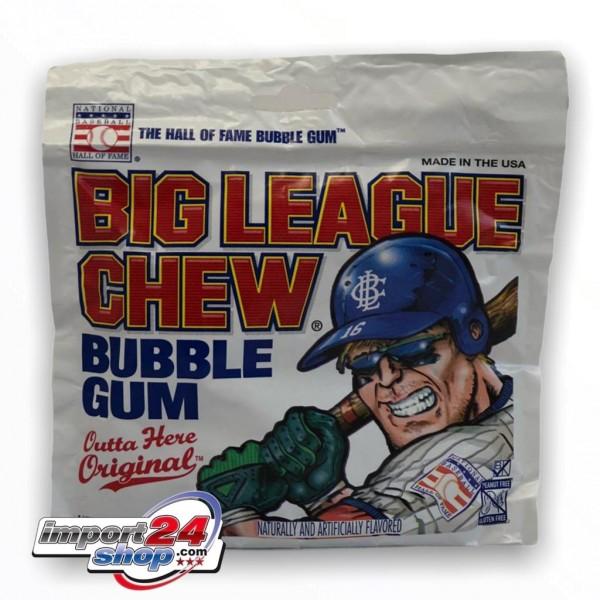 Big League Chew Bubble Gum Original
