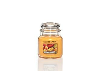 Yankee Candle Classic Mittleres Glas Mango Peach Salsa