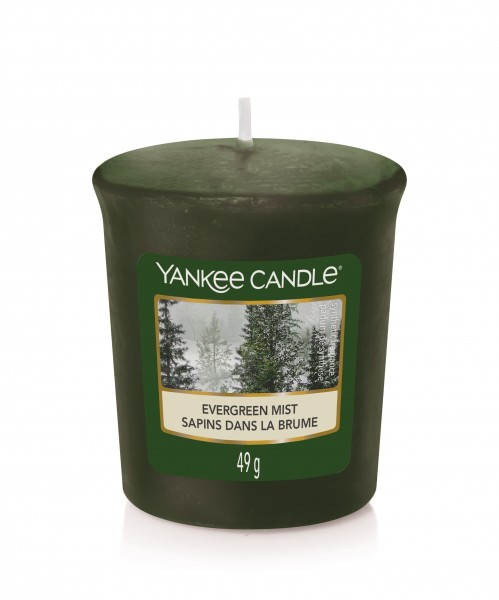 Yankee Candle Votive Evergreen Mist
