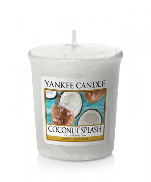 Yankee Candle Votive Coconut Splash
