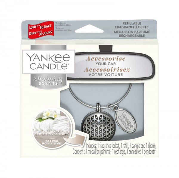 Yankee Candle Charming Scents Starter Kit Fluffy Towels™