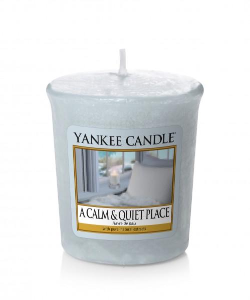 Yankee Candle Votive A Calm & Quiet Place