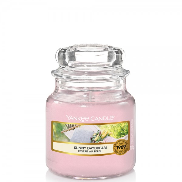 Yankee Candle Classic Kleines Glas Sunny Daydream