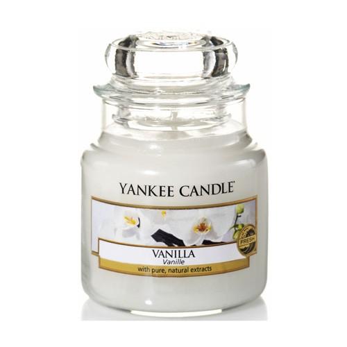 Yankee Candle Klassik Kleines Glas Vanilla