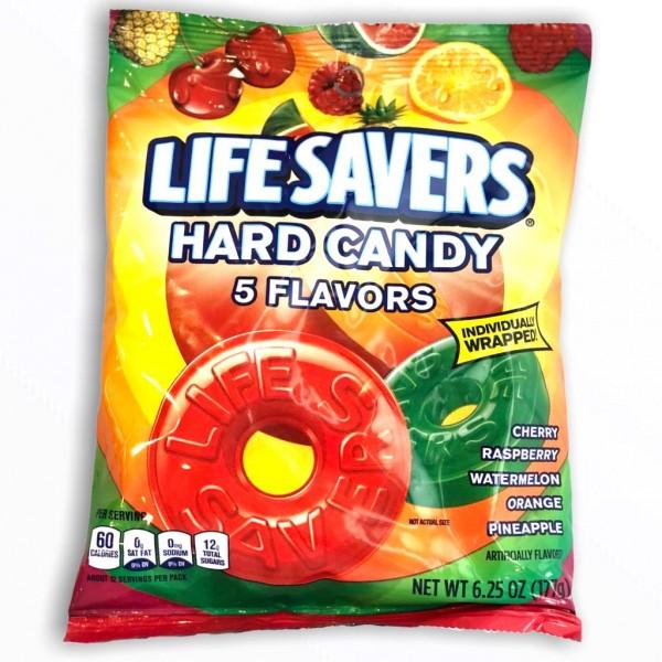 Life Savers Bag - 5 Flavors