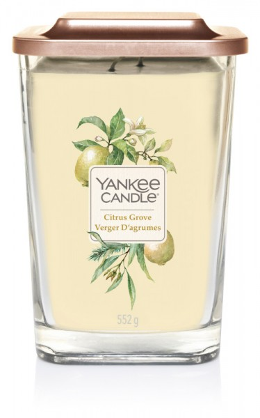 Yankee Candle Elevation Groß Citrus Grove