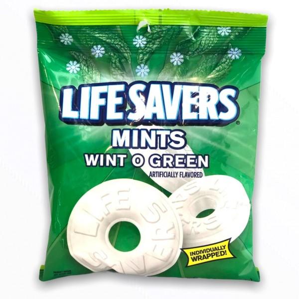 Life Savers Bag - Mints Wint O Green