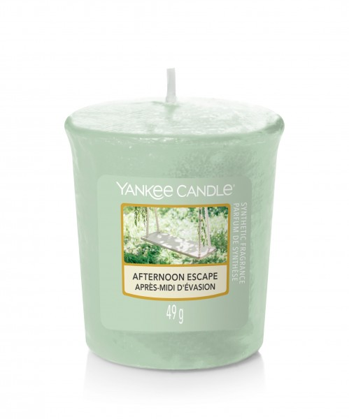 Yankee Candle Votive Afternoon Escape