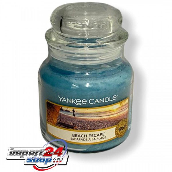Yankee Candle Classic Kleines BEACH ESCAPE