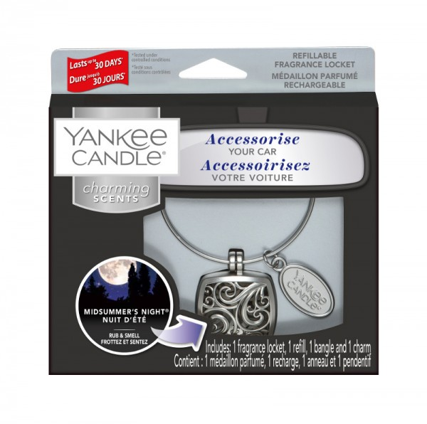 Yankee Candle Charming Scents Starter Kit Midsummer's Night®