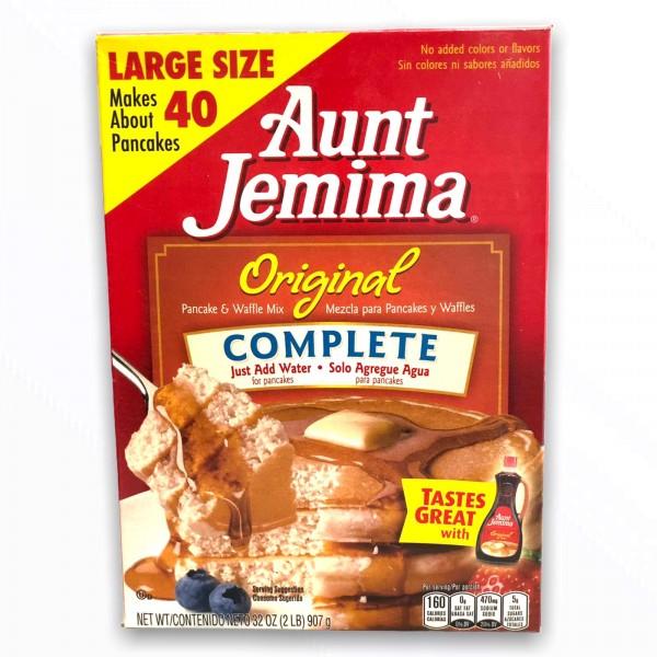 Aunt Jemima Pancake Mix Orig.Complete (907 g)