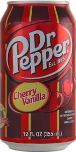 Dr Pepper Cherry Vanilla (Dose) (355 ml.)