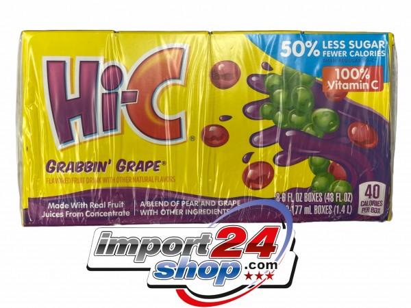 HiC Grappin´ Grape