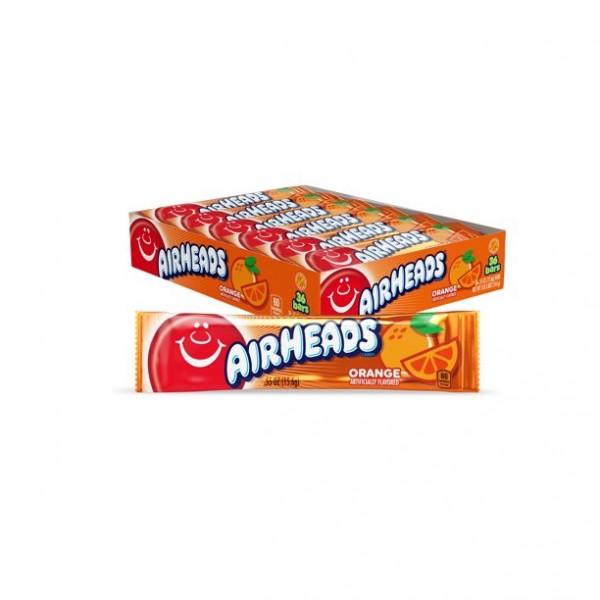 AirHeads Orange Single Bar