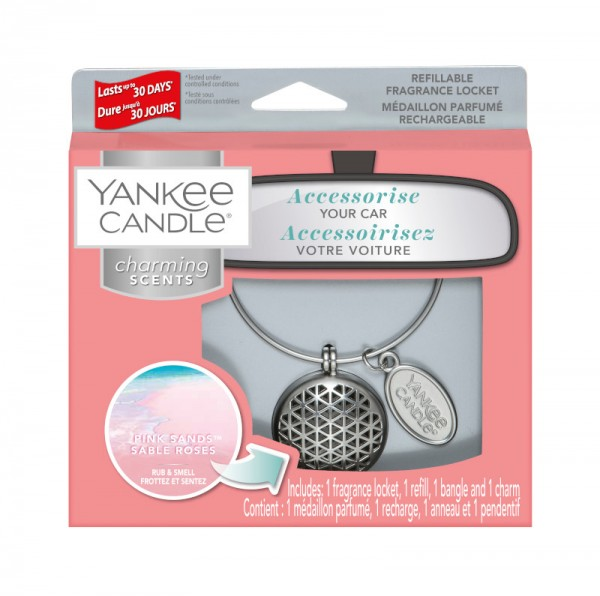 Yankee Candle Charming Scents Starter Kit Pink Sands™