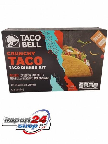 Taco Bell Crunchy Taco Dinner Kit